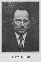 Włodarczyk, Roman - Błażej Dulian 1899-1986 : inżynier geodeta, konstruktor sieci triangulacyjnych