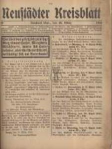Neustadter Kreis - Blatt, nr.27, 1916