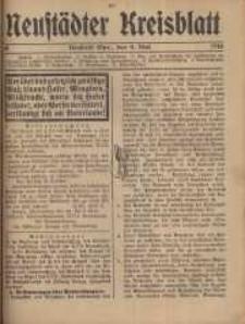 Neustadter Kreis - Blatt, nr.38, 1916