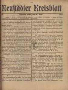 Neustadter Kreis - Blatt, nr.46, 1916