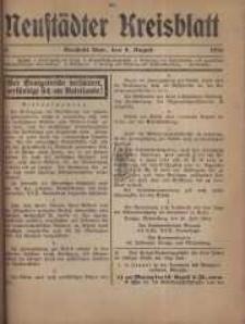 Neustadter Kreis - Blatt, nr.65, 1916