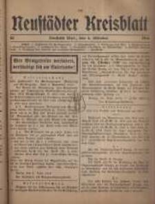 Neustadter Kreis - Blatt, nr.85, 1916