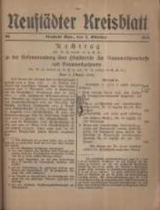 Neustadter Kreis - Blatt, nr.86, 1916