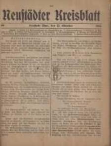 Neustadter Kreis - Blatt, nr.88, 1916