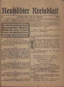 Neustadter Kreis - Blatt, nr.92, 1916
