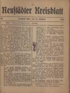 Neustadter Kreis - Blatt, nr.95, 1916