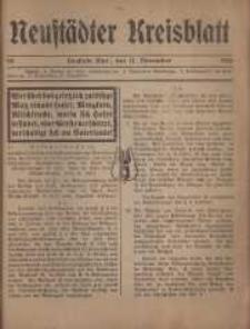 Neustadter Kreis - Blatt, nr.99, 1916