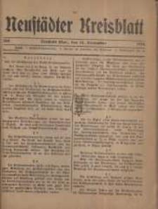 Neustadter Kreis - Blatt, nr.100, 1916