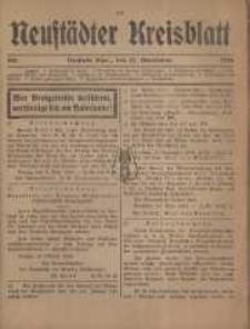 Neustadter Kreis - Blatt, nr.103, 1916