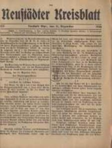 Neustadter Kreis - Blatt, nr.113, 1916