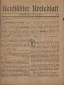 Neustadter Kreis - Blatt, nr.2, 1918
