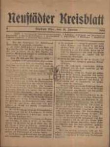 Neustadter Kreis - Blatt, nr.4, 1918