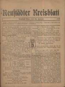 Neustadter Kreis - Blatt, nr.7, 1918