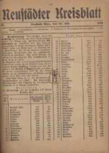 Neustadter Kreis - Blatt, nr.62, 1918