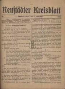 Neustadter Kreis - Blatt, nr.80, 1918