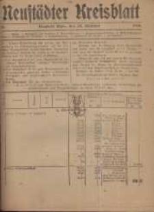 Neustadter Kreis - Blatt, nr.88, 1918