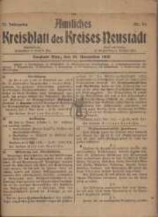 Neustadter Kreis - Blatt, nr.94, 1918