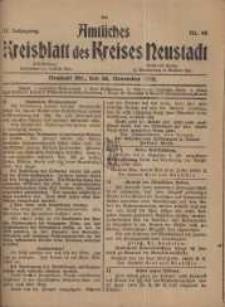 Neustadter Kreis - Blatt, nr.96, 1918