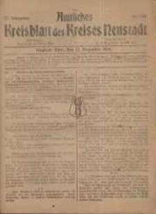 Neustadter Kreis - Blatt, nr.103, 1918