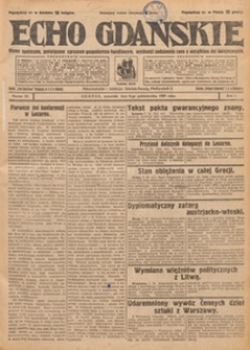 Echo Gdańskie, 1925.10.28 nr 39