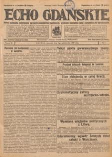 Echo Gdańskie, 1925.10.29 nr 40