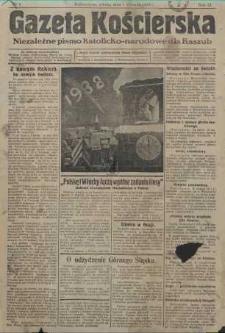 Gazeta Kościerska, 1938, nr1