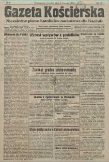 Gazeta Kościerska, 1938, nr3
