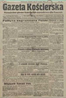 Gazeta Kościerska, 1938, nr6