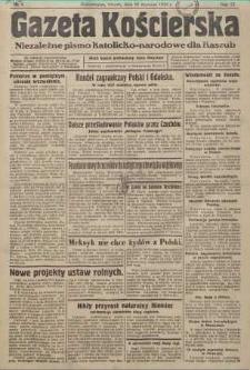 Gazeta Kościerska, 1938, nr8