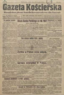 Gazeta Kościerska, 1938, nr10