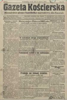 Gazeta Kościerska, 1938, nr11