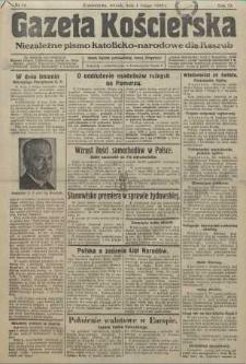 Gazeta Kościerska, 1938, nr14
