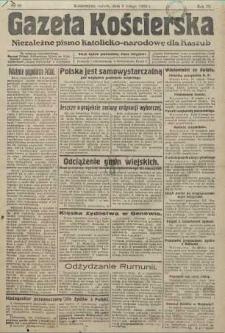 Gazeta Kościerska, 1938, nr16