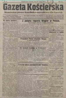 Gazeta Kościerska, 1938, nr18