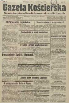 Gazeta Kościerska, 1938, nr22