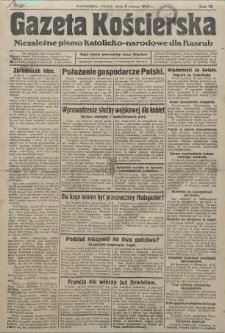 Gazeta Kościerska, 1938, nr29