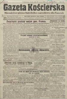 Gazeta Kościerska, nr 38, 1938