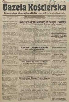Gazeta Kościerska, nr 42, 1938