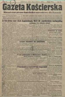 Gazeta Kościerska, nr 43, 1938