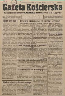 Gazeta Kościerska, nr 45, 1938