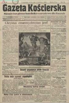 Gazeta Kościerska, nr 46, 1938