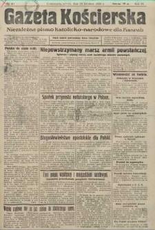 Gazeta Kościerska, nr 49, 1938