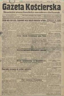 Gazeta Kościerska, nr 50, 1938