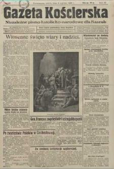 Gazeta Kościerska, nr 67, 1938
