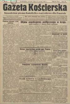 Gazeta Kościerska, nr 72, 1938
