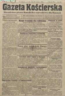Gazeta Kościerska, nr 75, 1938