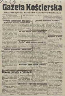 Gazeta Kościerska, nr 82, 1938