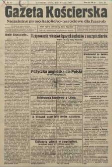 Gazeta Kościerska, nr 85, 1938
