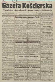 Gazeta Kościerska, nr 89, 1938