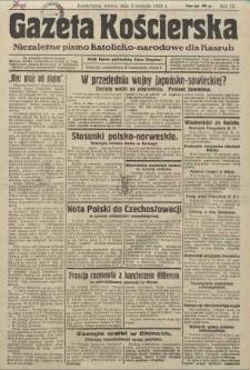 Gazeta Kościerska, nr 92, 1938